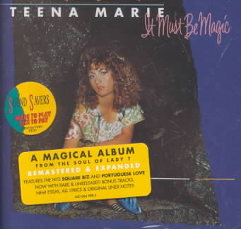 IT MUST BE MAGIC BY MARIE,TEENA (CD)